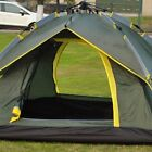 3-4 Person Outdoor Waterproof Fold Automatic Rope Pulling Tent Double Layers NH