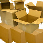 Single Wall Cardboard Boxes Mailing Packaging Cartons Postal Packing Posting