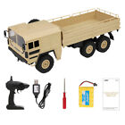 JJR/C Q64 1:16 RC Off-Road Military Truck 2.4G 6WD Car Gift for Kids Adults B5T5