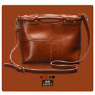 Genuine Leather Women Handbag Shoulder Bag Purse Tote Messenger SatchelCrossbody