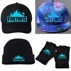 For BATTLE ROYALE GAME-NIGHT Glow in dark Gloves&Hats&Bags for boy's xmas gift