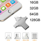 All in 1 Type C USB OTG Adapter for iPhone iPad Android Phone Flash Drive U Disk