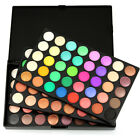 40/120/252 Colors Matte Shimmer Set Makeup Eyeshadow Palette  Popfeel Powder US
