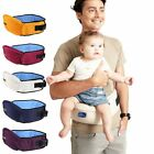 New Baby Carrier Waist Stool Walkers Baby Sling Hold Waist Belt Backpack Hipseat