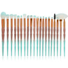 20Pcs/Set Unicorn Diamond Beauty Makeup Brushes Eyebrow Eyeshadow Soft Brush Kit