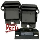 Motor & Transmission Mounts (3) Chevrolet Nova 350 cid (1970-71)