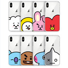 BTS / BT21 Clear Jelly Case Type 2/ Official Goods / LineFriends / Free Shipping