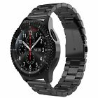 Metall Uhrenarmband für Samsung Gear S3 Frontier S3 Classic Galaxy Watch 46mm DE
