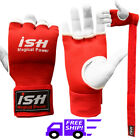 Gel Inner Gloves With Wrist Hand Wraps Padded Foam MMA Boxing Muay Thai Bandages <br/> ***Special Price*** | Shock Absorbing | Gel Padded