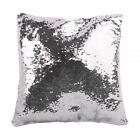 10pcs Blank Reversible Sequin Swipe Pillow Cover Case Heat Transfer Sublimation