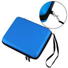 2 In 1 Hard Shell Carry EVA Bag+Soft Silicone Bumper Case Cover for Nintendo 2DS