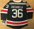 ADIDAS NEW YORK RANGERS 36 MATS ZUCCARELLO YOUTH WINTER CLASSIC JERSEY S M L XL
