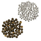 200Pcs 8mm Dome Round Cone Studs Spots Rivets Claws Rivets DIY Leather Craft