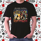 Frank Zappa And The Mothers Of Invention Men's Black T-Shirt Size S to 3XL