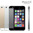 Factory Unlocked Apple iPhone 5S 4G LTE GSM Smartphone New Sealed !!!