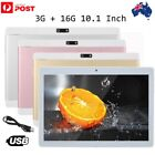 10.1'' Inch Android 7.0 Quad Core Tablet Pc 16gb Dual Camera Bluetooth Wifi Er