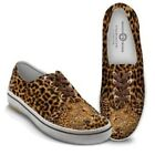 NIB Bradford Exchange Women's Leopard Lace Up Sneakers Sizes 6-9