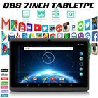 "Au 7"" Android 4.4 Tablet Pc 512m Ram Quad-core Wifi Dual Sim Phablet"
