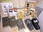 *RARE* Stampin' Up BUTTERFLY or BIRD PUNCH & MATCHING STAMPS CHOOSE
