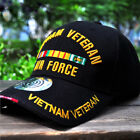 US Stock Vietnam Veteran US Air Force Army Military Embroidered Baseball Cap Hat