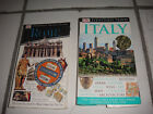 Lot of 5 Travel Guides Spain/Mexico/Rome/Italy & Agentina