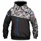 NEW ENGLAND PATRIOTS Hoodie Hooded Sweatshirt Pullover S-5XL Football NFL NEW! on eBay