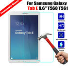 Tempered Glass Screen Protector For Samsung Galaxy Tab E 9.6 T560 / T561 Tablet