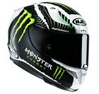 HJC RPHA 11 Monster Energy Military White Full Face Motorcycle Helmet New