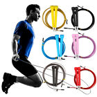Внешний вид - Cable Steel Jump Skipping Jumping Speed Fitness Rope Cross Fit Boxing Workout GF