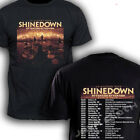 Shinedown Attention Attention Concert Tour 2019 T-Shirt full Size Men Shirt image