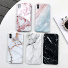 Elegant Chic Marble TPU Shockproof Case Cover for iPhone XS Max XR X 6S 7 8 Plus