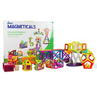 Magneticals Magnet Toys Tile Set 198-Piece Set Stack, Create and Learn Promote