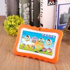"""7"""" Tablet PC for Education Kids Children Android 4.4 Quad Core 8GB Camera Lot HZ"""