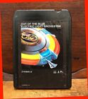 ELECTRIC LIGHT ORCHESTRA ELO Out of the Blue 8 Track Tape Cartridge Pop/Rock VGC