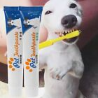 Natural Pet Dog Puppy Cat Toothpaste Teeth Cleaning Oral Care Pet Supplies