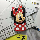 New Hot 3D Cartoon Cool Cute Soft Silicone Phone Case Cover Skin For iPhone iPod