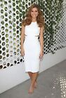 GLOSSY PHOTO PICTURE 8x10 Maria Menounos Posing White Drees