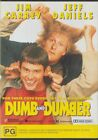 D.V.D MOVIE  X770   DUMB AND DUMBER   JIM CARREY & JEFF DANIELS     DVD