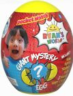 Ryan's World Yellow Giant Mystery Egg Walmart Rare Hot Toy Sold Out! ***