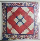 4th of July Firework Celebration Paper-Pieced Mini-Quilt Pattern Honey & Clover