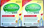(2) Culturelle Pro Well Immune + Energy Probiotic Formula 20 packets each