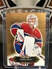 2016-17 Fleer Showcase #51 Carey Price Montreal Candiens
