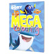 Finding Dory Mega Colouring Book Story Nemo