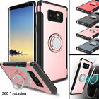 For Samsung Galaxy Note 8 Slim Ring Kickstand Shockproof Armor Defend Case Cover $10.37 USD on eBay