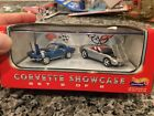 1/64 Hot Wheels 45th Anniversary of the Corvette 2 car set with case - #20440