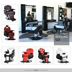 All Purpose Hydraulic Barber Chair Recliner Salon Spa Shampoo Equipment 8702