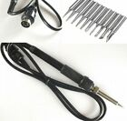 5 pin Electric Solder Soldering Iron 907 handle for 936/937/928/926 Solderin…