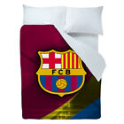 Bacelona FC Logo Soft Blanket High Quality 58 x 80 Inch