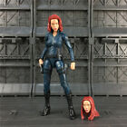 "Custom Marvel Legneds Black Widow 6"" Action Figure Refer to Mandroid BAF Wave"