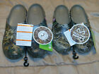 AUTHENTIC CROCS  FREESAIL SLIDE REALTREE CAMO WOMEN'S NWT SZ 10 NWT